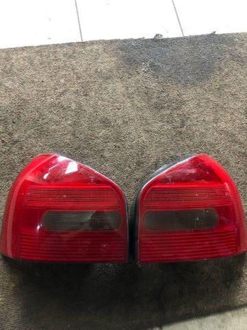 Par de lanternas originais Audi A3