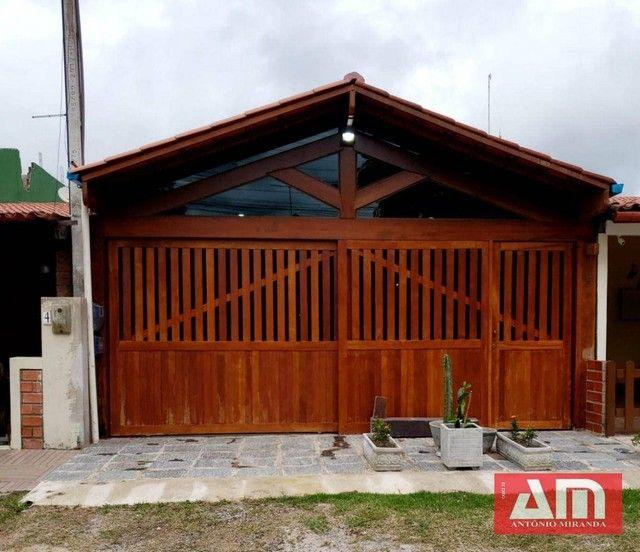 Casa com 2 dormitórios à venda, 160 m² por R$ 300.000 - Novo Gravatá - Gravatá/PE - Foto 19
