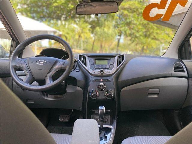 Hyundai Hb20 S completo GNV de 5ª geração automatico novo demais - Foto 12