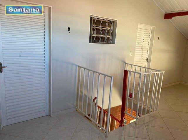 Chale de Laje com 4 dormitórios todos suites, à venda, 165 m² por R$ 250.000 - Mansões das - Foto 20