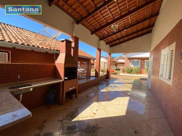 Chale de Laje com 4 dormitórios todos suites, à venda, 165 m² por R$ 250.000 - Mansões das - Foto 3