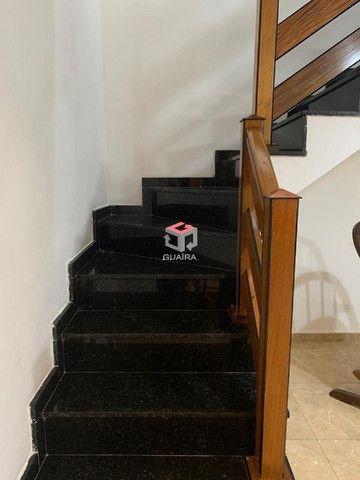 Sobrado para aluguel, 4 quartos, 2 suítes, 3 vagas, Jardim do Mar - São Bernardo do Campo/ - Foto 8