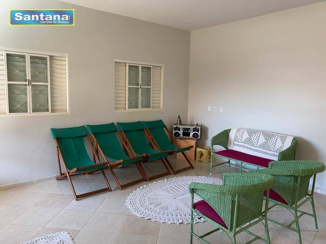 Chale de Laje com 4 dormitórios todos suites, à venda, 165 m² por R$ 250.000 - Mansões das - Foto 9