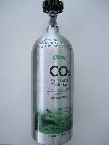 Cilindro Ista Co2 2l