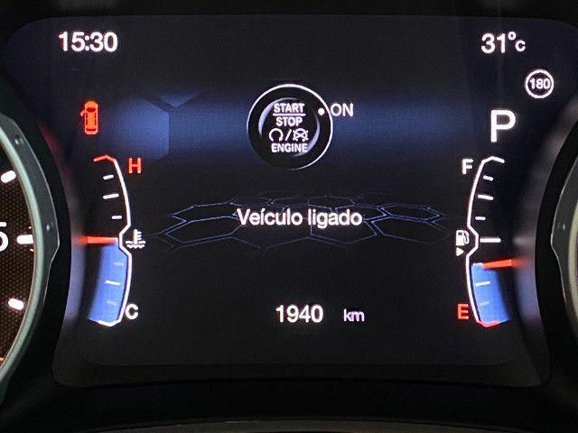 Jeep Compass Limited Diesel 2021 c/ 1.900 km - Foto 8