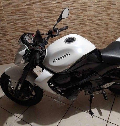 Kawasaki Z750 2010 *A prazo
