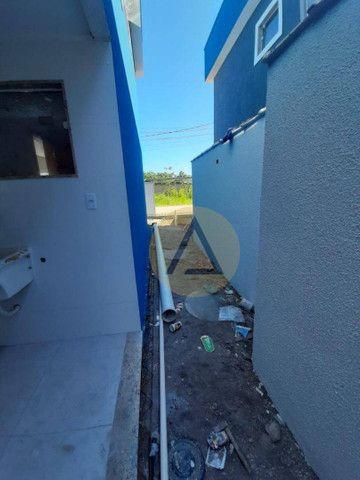 Atlântica imóveis tem linda casa com 3 dormitórios para venda no bairro Verdes Mares em Ri - Foto 18