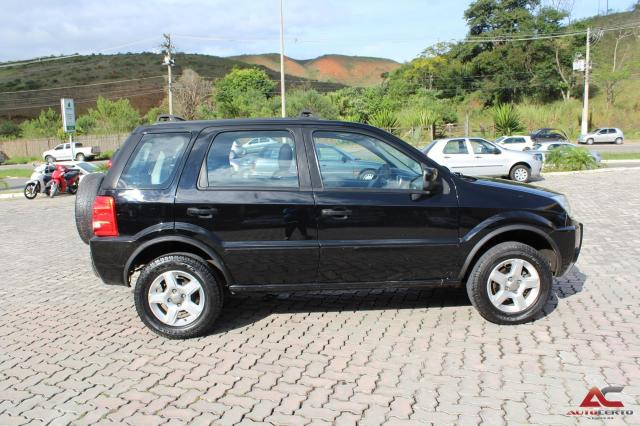 Ford Ecosport 2007  2008 1 6 Xlt Freestyle 8v Flex 4p