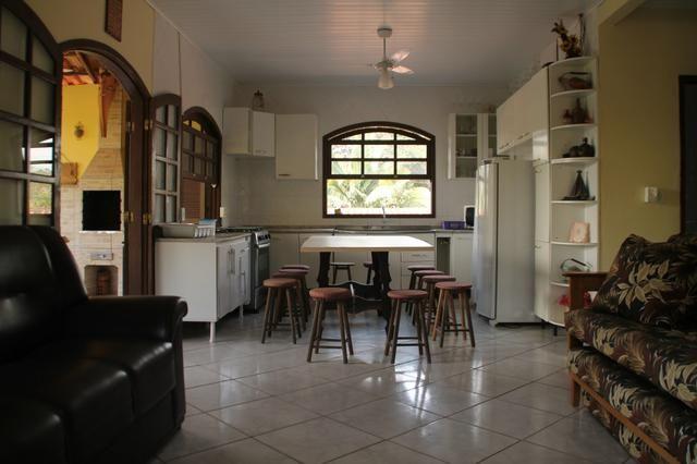 Aluguel Temporada casa Itapoá SC* p/ 30 pessoas. piscina 9 quartos, 6 banheiros, cozinhas  - Foto 6