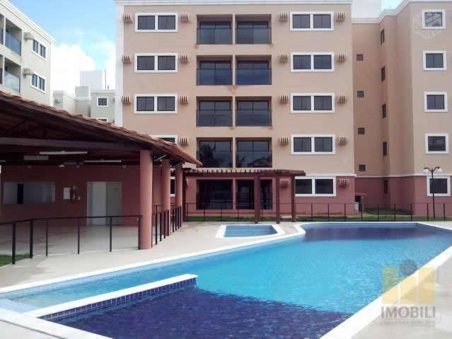 Apartamento residencial à venda, São Jorge, Maceió.