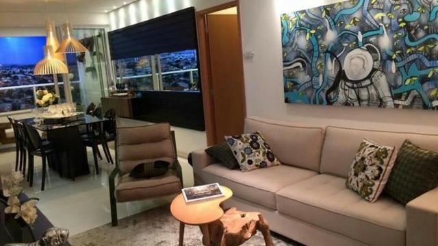 Apartamento 3 suítes Setor Aeroporto