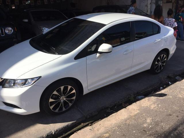 Civic LXR bem novo
