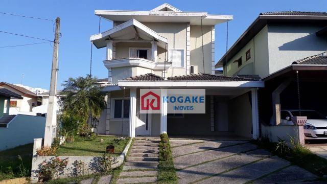 Sobrado com 4 dormitórios à venda, 275 m² por r$ 970.000,00 - jardim américa - são josé do