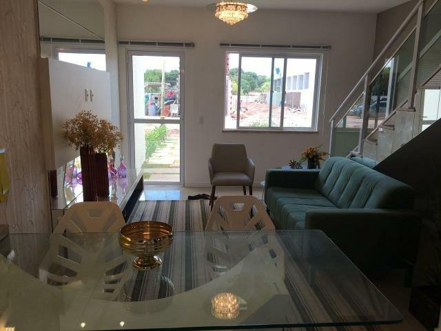 Casa duplex em condomínio c/ suites, 2 vagas EUSÉBIO - Foto 4