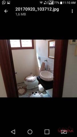 Sobrado com 4 dormitórios à venda, 320 m² por r$ 1.800.000 - conjunto residencial esplanad - Foto 17