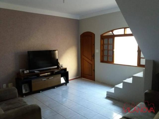 Casa com 4 dormitórios à venda, 150 m² por r$ 477.000 - residencial bosque dos ipês - são  - Foto 2