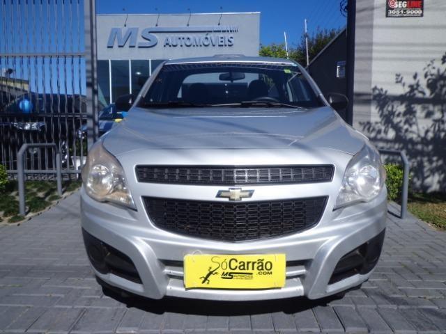 Oportunidade Gm - Chevrolet Montana Ls 1.4 - Foto 2