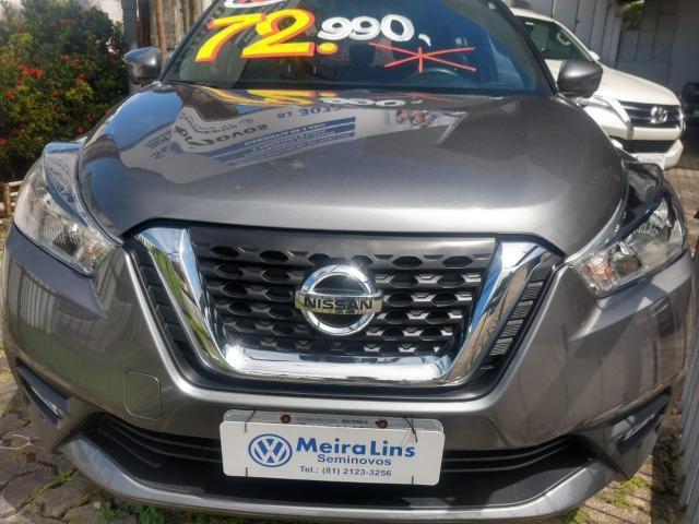 Nissan Kicks SL 1.6 2017 !!! * zap