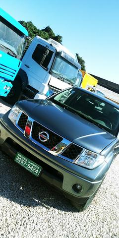 "Caminhao X Nissan Frontier SEL 2.5 Diesel 4x4 Automatica Ano 2008 ""Completa"""