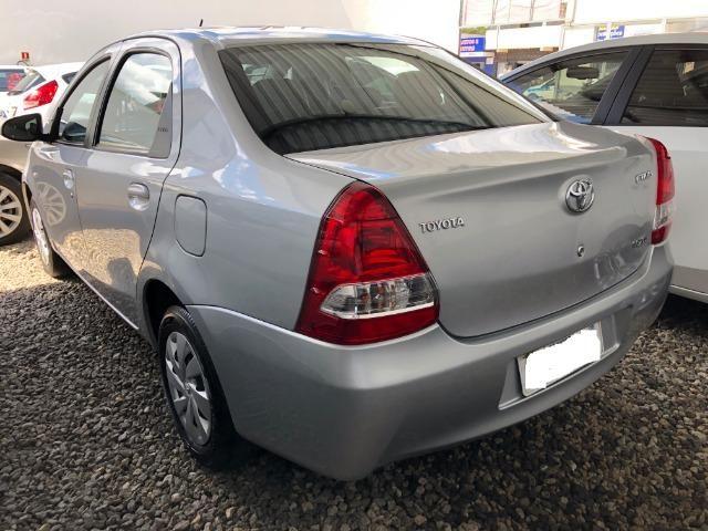 Etios XS Sedan 1.5 Flex 16V 4p Aut 16/17 .! Novinho! - Foto 4