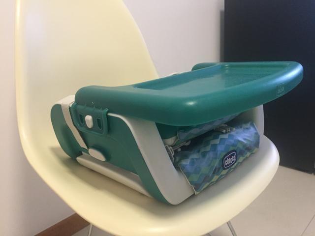 Cadeira de alimentação portátil - Chicco - Foto 4