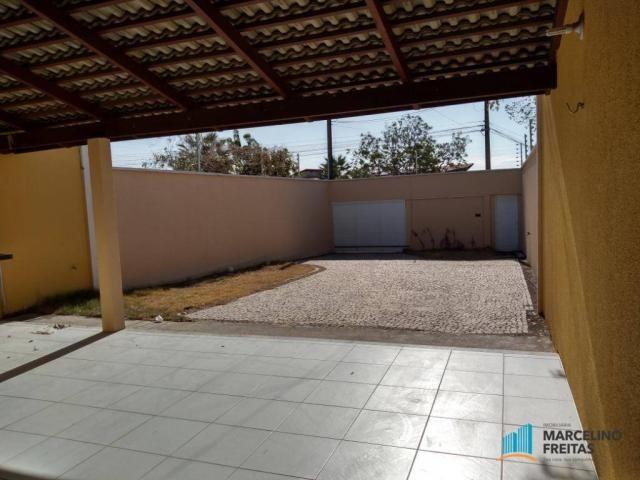 Casa com 3 dormitórios para alugar, 120 m² por r$ 1.239,00/mês - tamatanduba - eusébio/ce - Foto 19