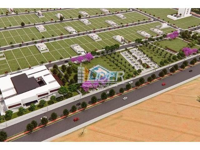 Terreno à venda com 0 dormitórios em Loteamento portal do vale ii, Uberlândia cod:24096