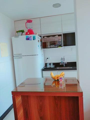 Vendo apartamento decorado e pronto para mora - Foto 3