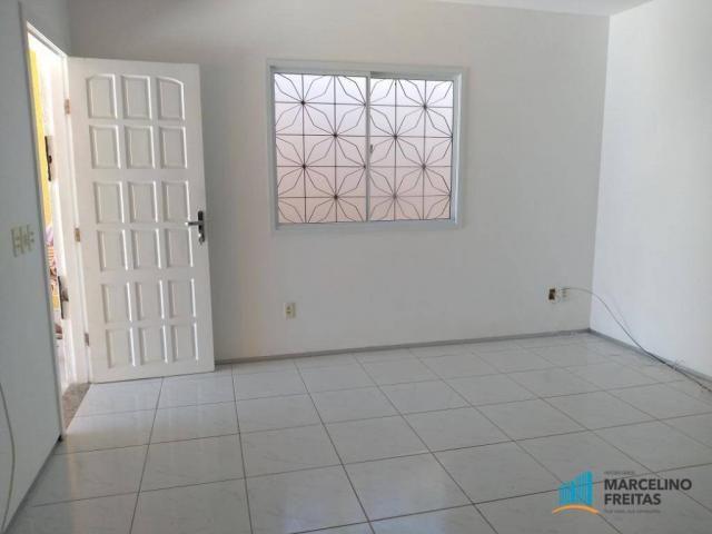 Casa com 3 dormitórios para alugar, 120 m² por r$ 1.239,00/mês - tamatanduba - eusébio/ce - Foto 7