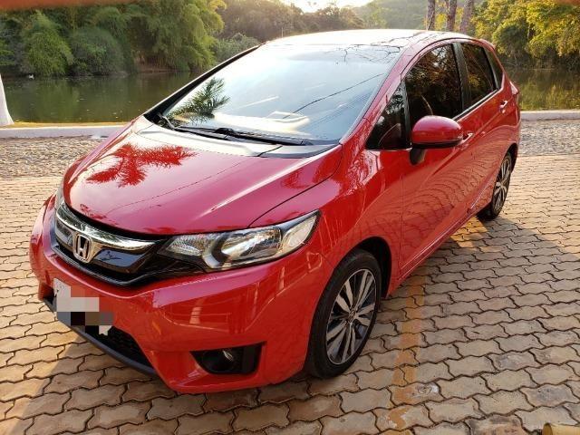 Honda Fit Exl 2015 único dono - Foto 6