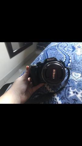 Câmera profissional Nikon Coolpix P90