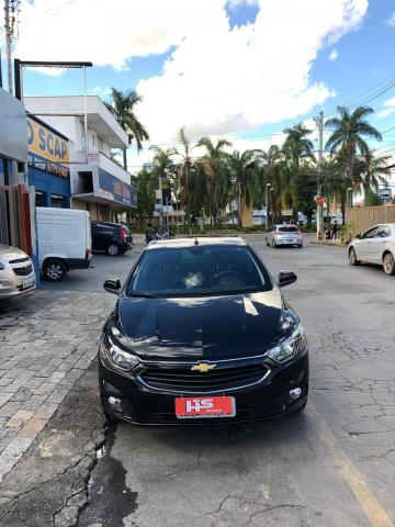 CHEVROLET ONIX 2017/2018 1.4 MPFI LTZ 8V FLEX 4P AUTOMÁTICO