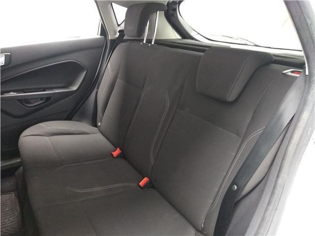 Ford Fiesta 1.6 se hatch 16v flex 4p automático - Foto 11