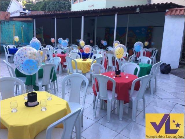 Jogos de Mesas e Cadeiras, Tampão de Mesas, Capa de Cadeiras, Toalhas e Cobre Manchas - Foto 5