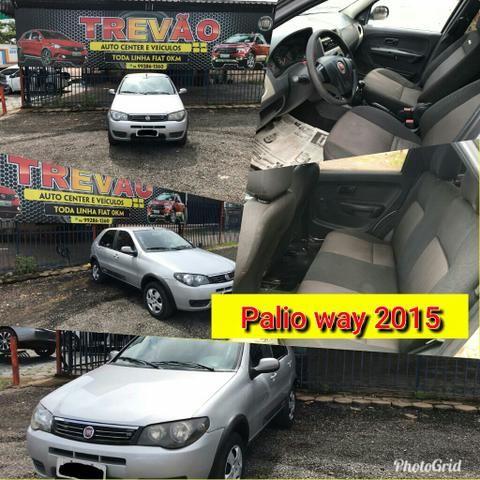 Palio way 2015 trevao veículos