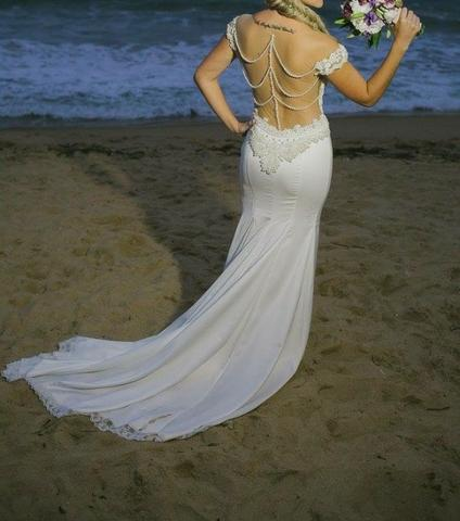 Vestido de Noiva - Única Dona