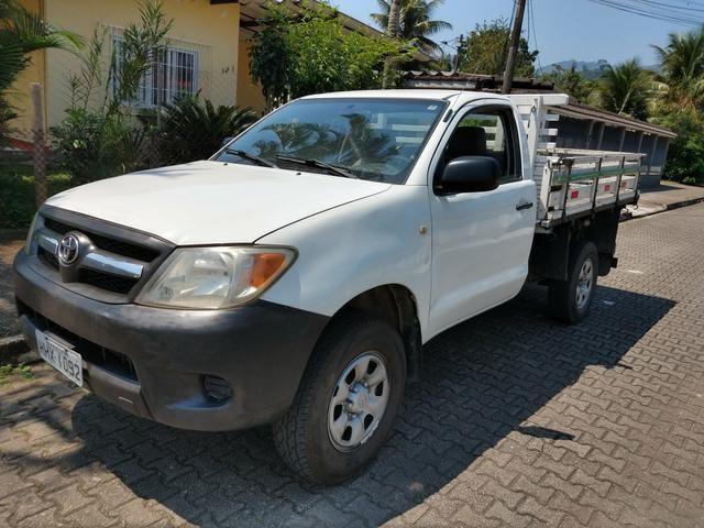 Toyota Hilux cs 4x4 2008 - Foto 12