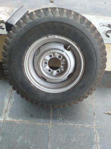 Roda e pneu - Foto 4