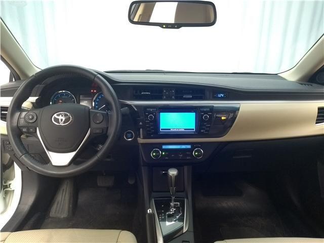 Toyota Corolla 2.0 altis 16v flex 4p automático - Foto 12