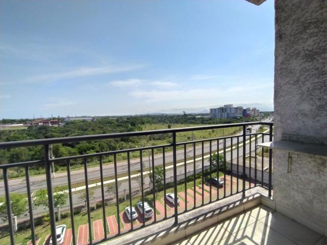 Apartamento 2 Quartos com Suíte Villaggio Manguinhos em Morada de Laranjeiras Serra ES - Foto 12