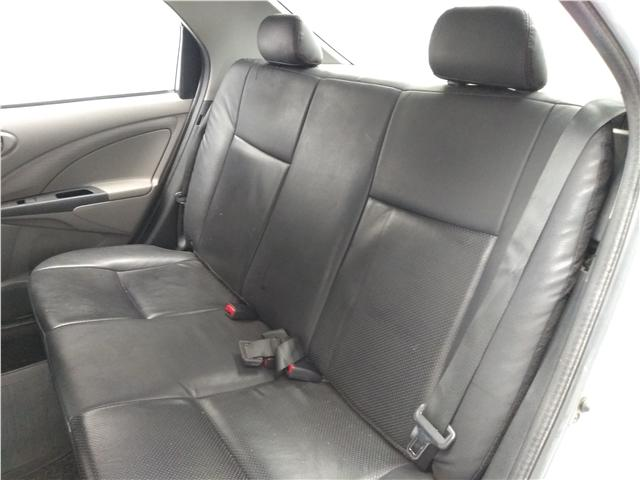 Toyota Etios 1.5 xs sedan 16v flex 4p manual - Foto 11