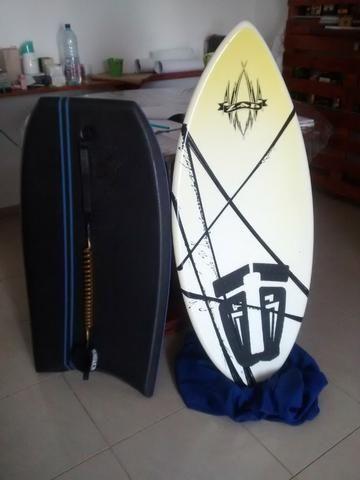 Prancha de body board - Aceito 50 LQX - Foto 3