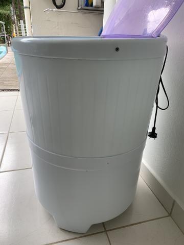 Lavadora WANKE 5kg estado de nova - Foto 5