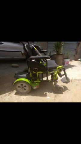 Vendo cadeira elétrica - Foto 2