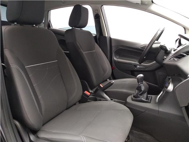 Ford Fiesta 1.6 se hatch 16v flex 4p manual - Foto 10