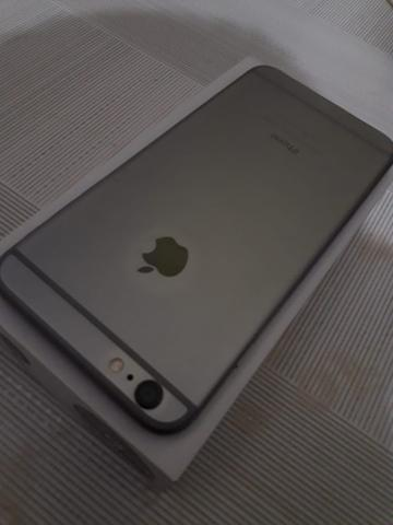 IPhone 6 Plus   64GB   Cinza   Tela 5,5   4G TIM   12 MP - Foto 4
