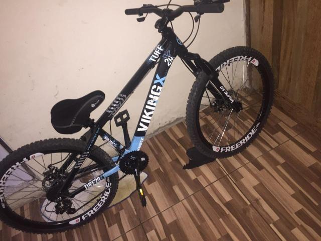 Bicicleta vikingx tuff 29 - Foto 4