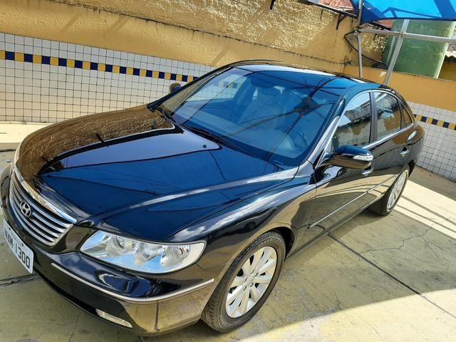 Hyundai azera aut 2010 impecável oportunidade única 26.900 sem entrada