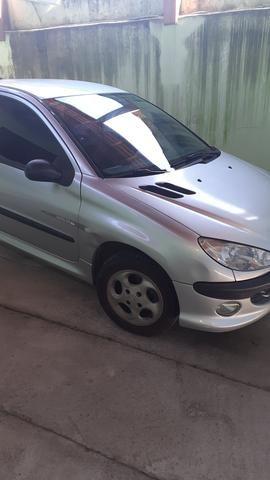 Vendo Peugeot 206 R$9.500 parcelo no cartão - Foto 5