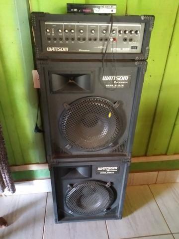 Sistema de som - Foto 3